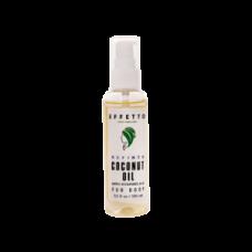 Рафинированное кокосовое масло с витаминами Е, А. 100 мл.